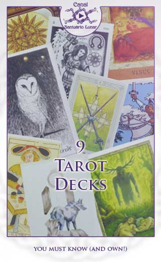 9-Tarot-Decks-Pinterest