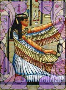 Goddess Isis - Egyptian Goddess of Love and Magic