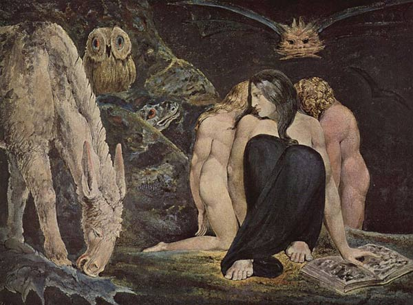 Hecate (1795) William Blake