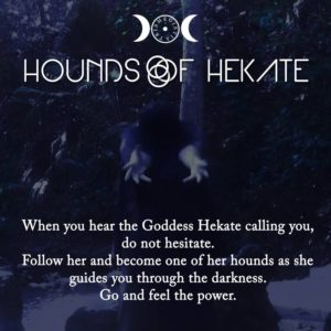 Hounds Of Hekate (Trismegistia) Feel the Power
