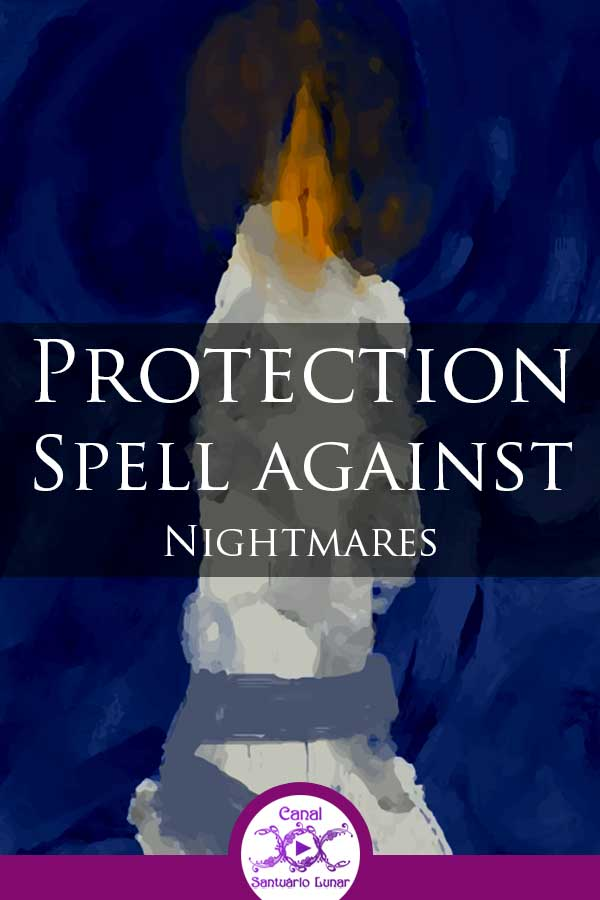 Protection Spell against nightmares