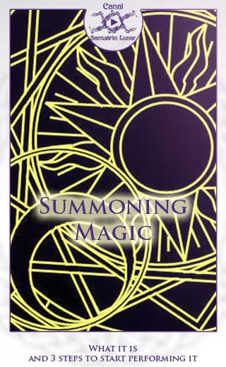 Summoning Magic - What it is and 3 steps to start performing it (Pinteret)