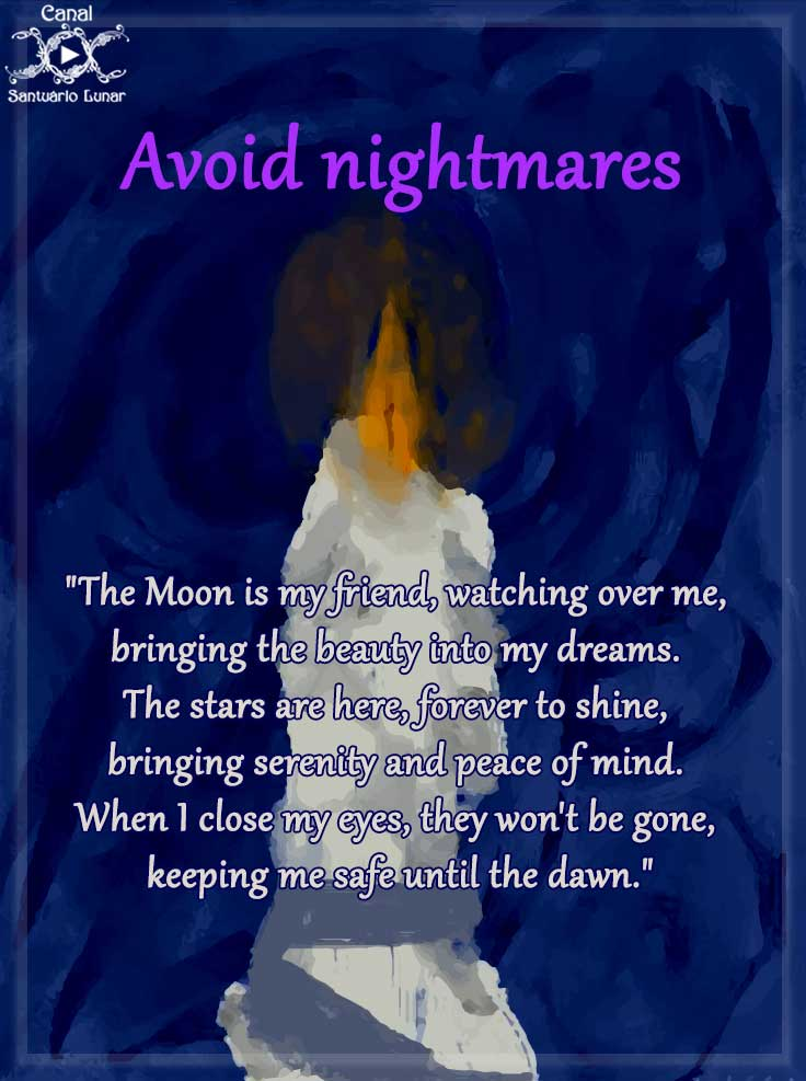 Nightmares: How to get rid of them with a simple spell