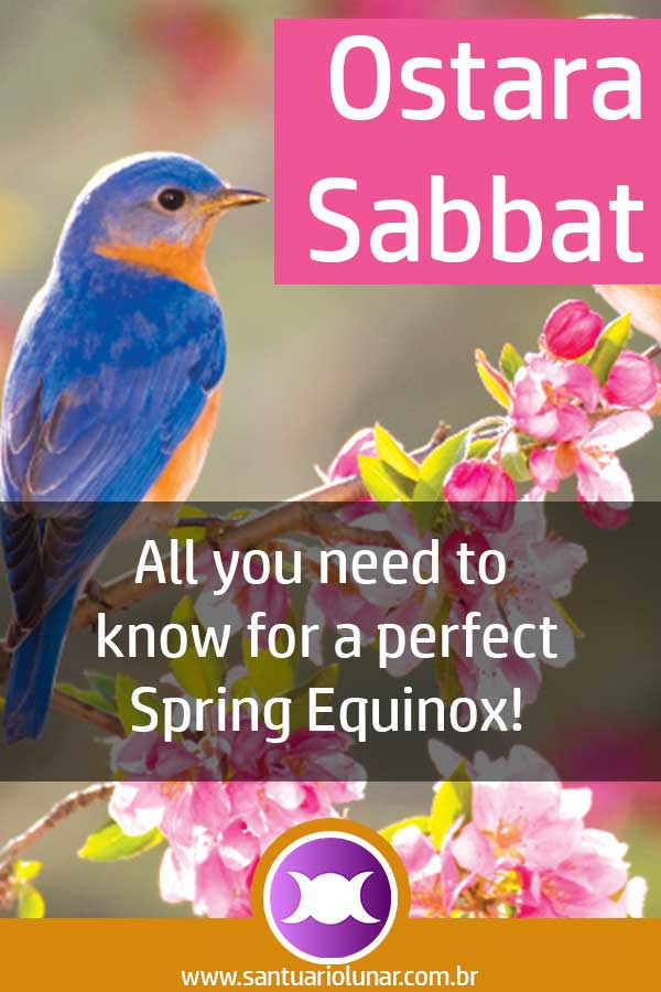 Ostara Sabbat - All you need to know