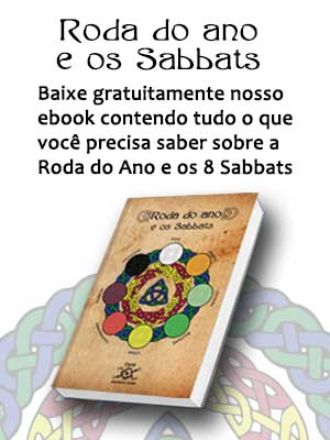 Ebook Roda do Ano e os 8 Sabbats