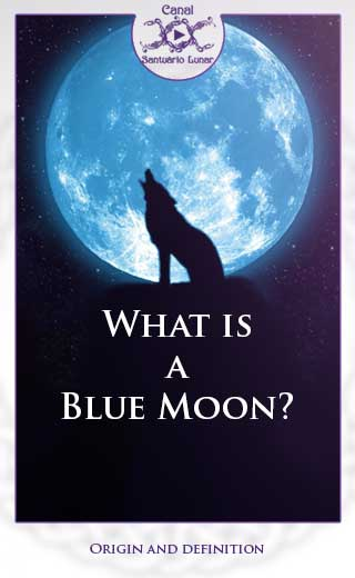 What is a Blue Moon (Pinterest)