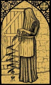 Samhain Ritual - Witches Ladder