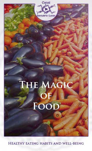 Magic of Food - Healthy eating habits and well-being (Pinterest)