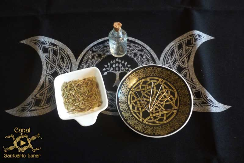 Protection Spells Against Enemies - Spell Bottle - Necessary Materials