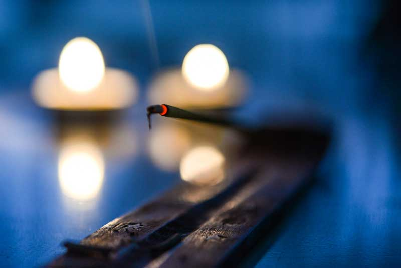 What is magic - Incenses