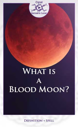 What is a Blood Moon (Pinterest)