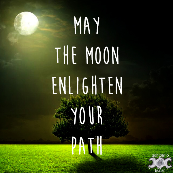 Nature is my church - 05 May The Moon Enlighten your path