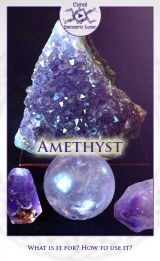 Amethyst - What is it for (Pinterest)