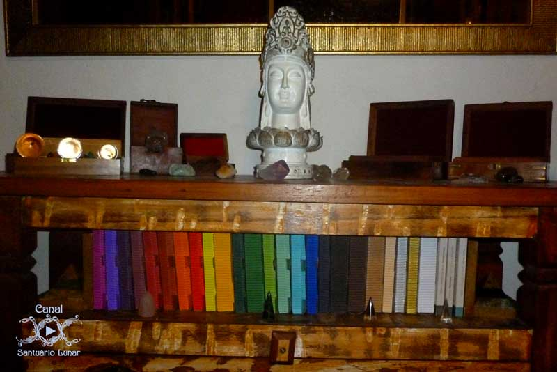 Inca Natural Incense - All the range of incenses