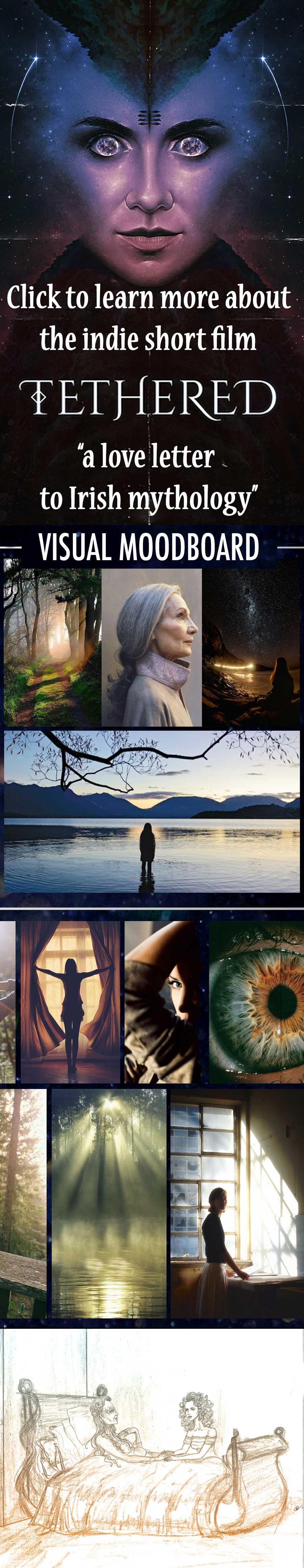 Irish Mythology film - Tethered (folklore and magic)