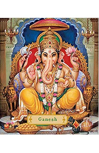 Ganesh Removing the Obstacles (Minibook)