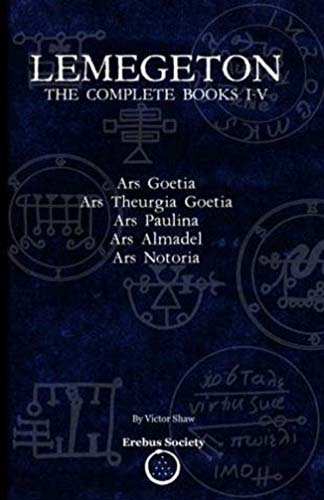 Lemegeton The Complete Books I-V