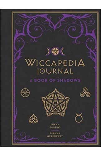 Wiccapedia Journal A Book of Shadow