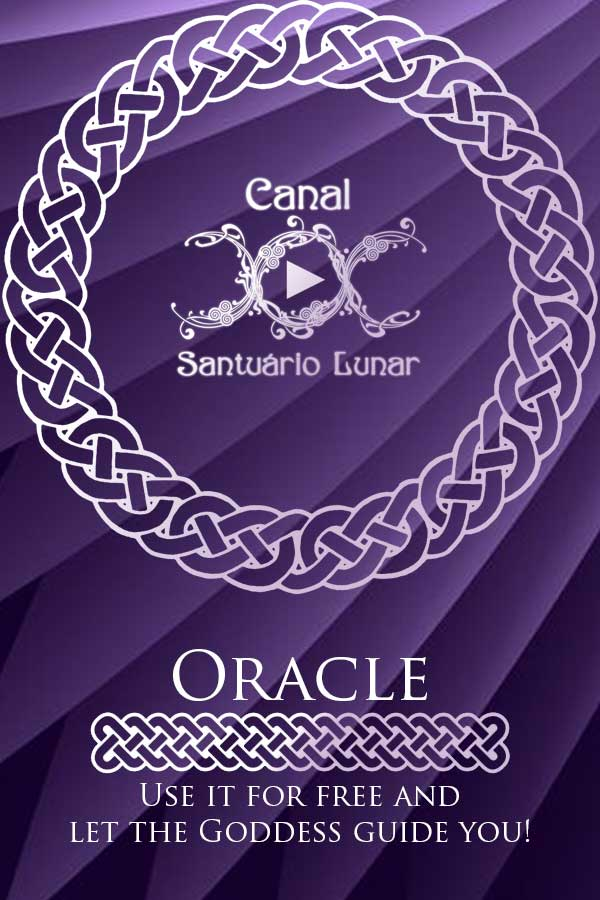 Free Oracle - Goddesses's advice - Santuário Lunar