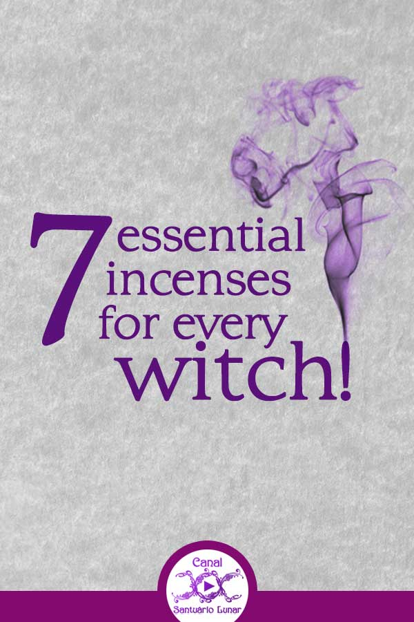 7 Essential Incenses for every witch
