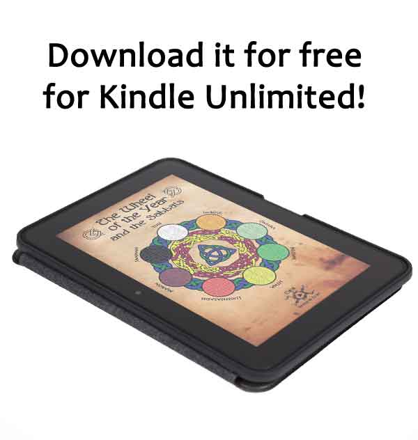 Download the Wheel of the Year and the 8 Sabbats for free - Kindle Unlimited