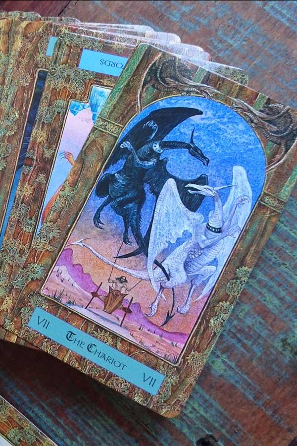 Tarot dos Dragões - Cartas (3)