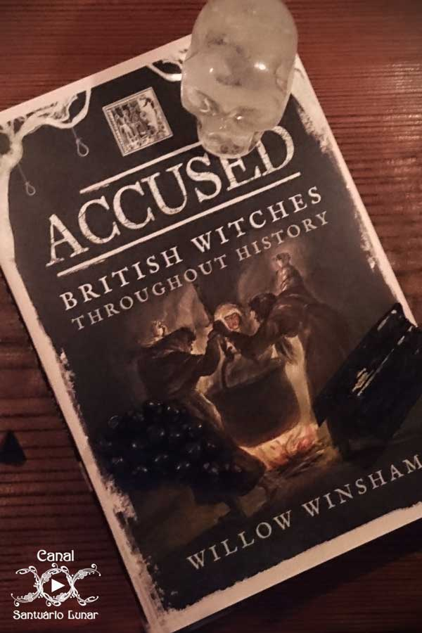Accused: British Witches Throughout History (Cover)