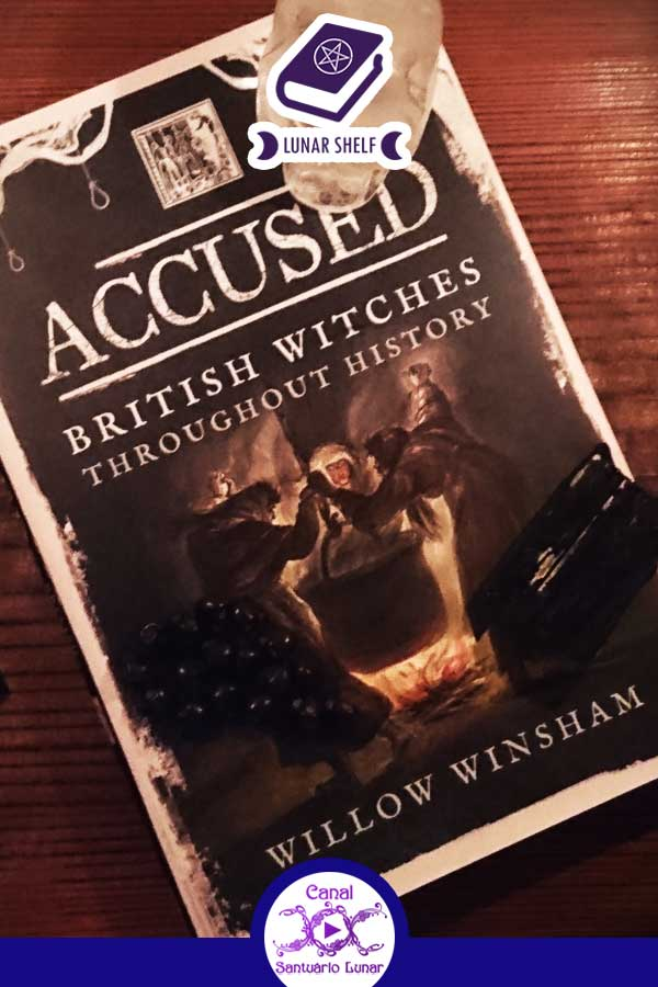 Book Review Accused British Witches Throughout History by Willow Winsham