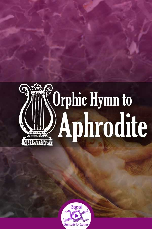 Orphic Hymn to Aphrodite